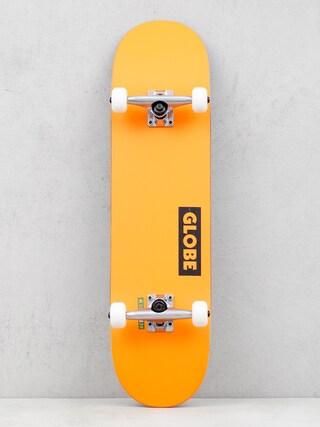Globe Skateboard Goodstock (neon orange)