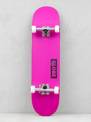 Globe Skateboard Goodstock (neon purple)