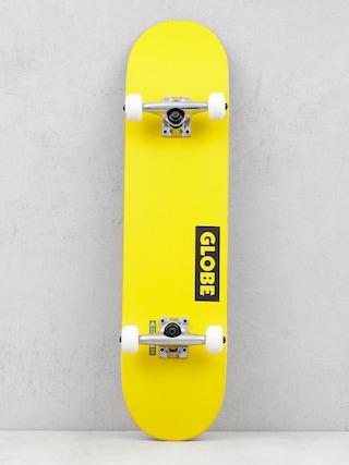 Globe Skateboard Goodstock (neon yellow)