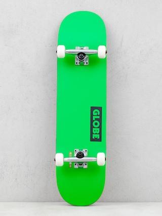Globe Skateboard Goodstock (neon green)