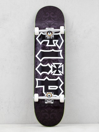 Flip Skateboard HKD (gothic black)