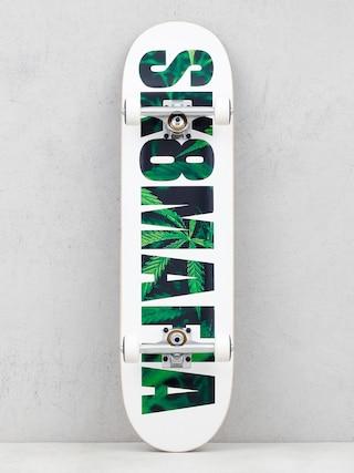 Sk8Mafia Skateboard Og Logo (leaves)