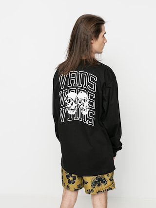 Vans Tricou New Varsity (black)