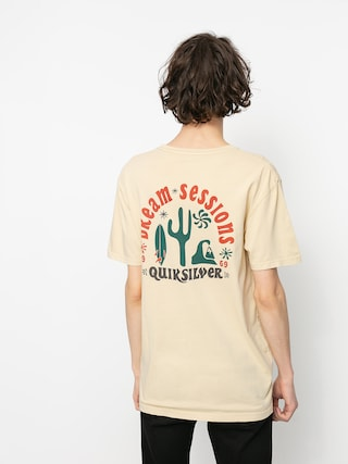 Quiksilver Tricou Dream Sessions (antique white)