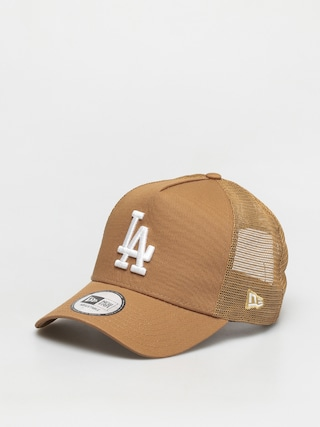 New Era u0218apcu0103 Tonal Mesh Trucker Los Angeles Dodgers ZD (med beige)
