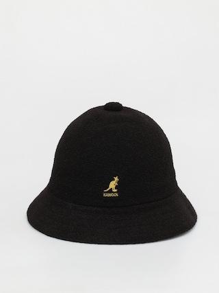 Pu0103lu0103rie Kangol Bermuda Casual (black/gold)