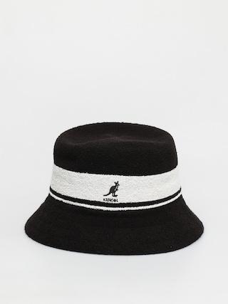 Kangol Pu0103lu0103rie Bermuda Stripe Bucket (black)