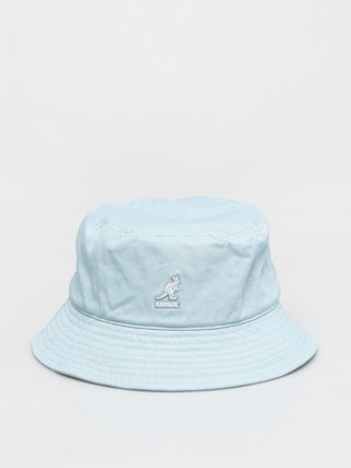 Kangol Pu0103lu0103rie Washed Bucket (blue tint)