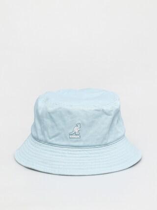 Pu0103lu0103rie Kangol Washed Bucket (blue tint)