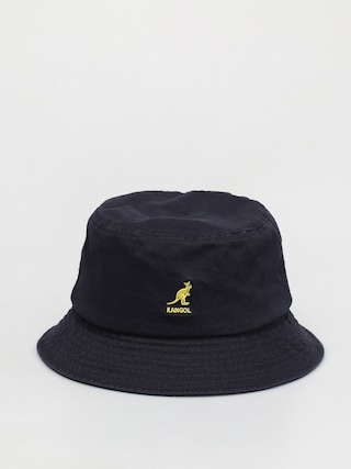 Kangol Pu0103lu0103rie Washed Bucket (navy)