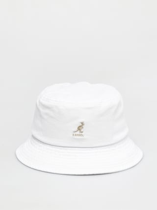 Kangol Pu0103lu0103rie Washed Bucket (white)
