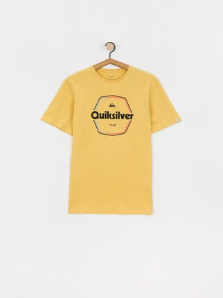 Quiksilver Tricou Hard Wired (rattan)