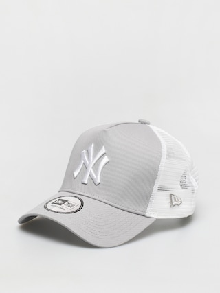 New Era u0218apcu0103 Clean Trucker New York Yankees ZD (grey)