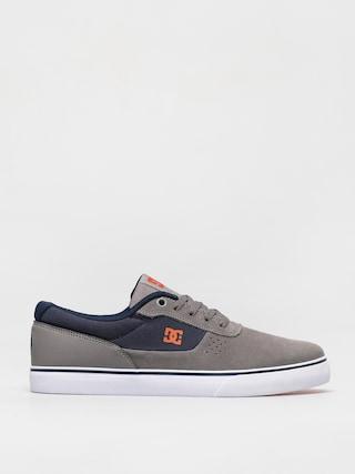 Pantofi DC Switch (grey/orange/grey)