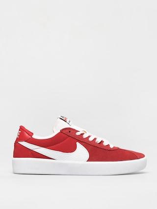 Pantofi Nike SB Bruin React (university red/white university red)
