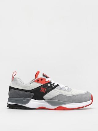 Pantofi DC E Tribeka Se (grey/red/white)