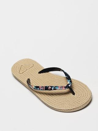 papuci de plaju0103 Roxy South Beach II Wmn (black 3)