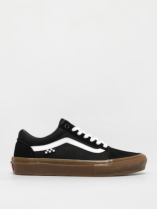 Pantofi Vans Skate Old Skool (black/gum)