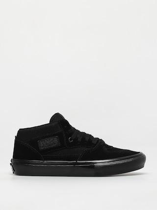 Pantofi Vans Skate Half Cab (black/black)