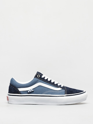 Vans Pantofi Skate Old Skool (navy/white)