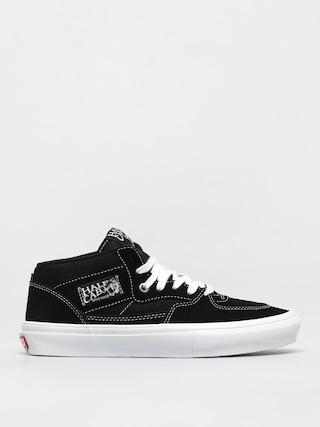 Pantofi Vans Skate Half Cab (black/white)