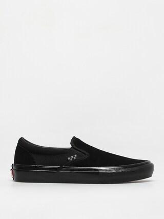 Pantofi Vans Skate Slip On (black/black)
