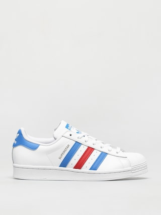 Pantofi adidas Originals Superstar (ftwwht/trublu/goldmt)