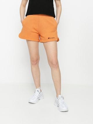 u0218ort Champion Regular High Waist Shorts 114354 Wmn (crml)