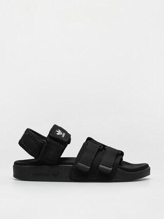 adidas Originals New Adilette Sandal (cblack/cblack/ftwwht)
