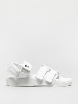 adidas Originals New Adilette Sandal (ftwwht/ftwwht/cblack)