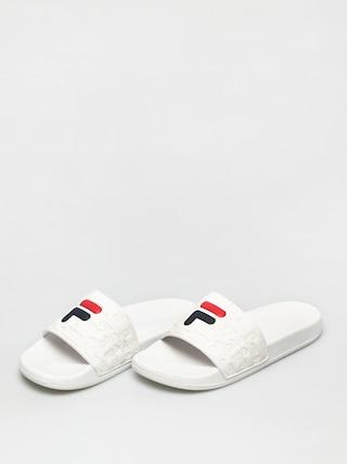 Klapki Fila Baywalk Slipper (white)