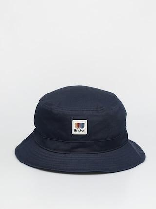 Pu0103lu0103rie Brixton Alton Packable Bucket Hat (joe blue)