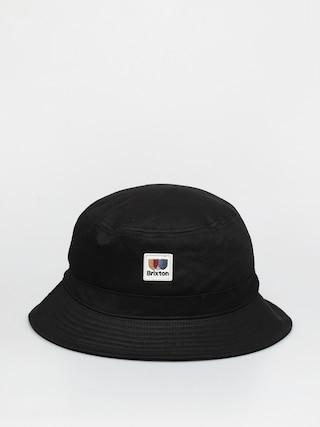 Pu0103lu0103rie Brixton Alton Packable Bucket Hat (black)
