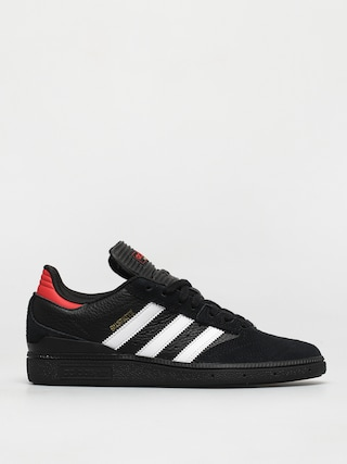 Pantofi adidas Busenitz (cblack/ftwwht/vivred)