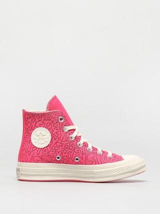 Teniu0219i Converse Chuck 70 Hi (hot pink)