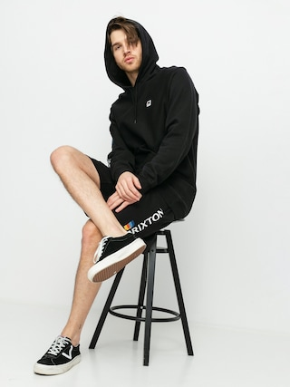 u0218ort Brixton Stem Fleece X (black)