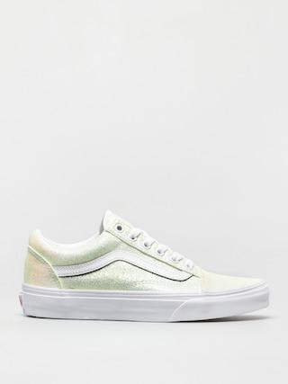 Pantofi Vans Old Skool (uv glitter pink/true white)