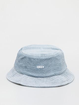 OBEY Pu0103lu0103rie Bold Cord Bucket (ice blue)