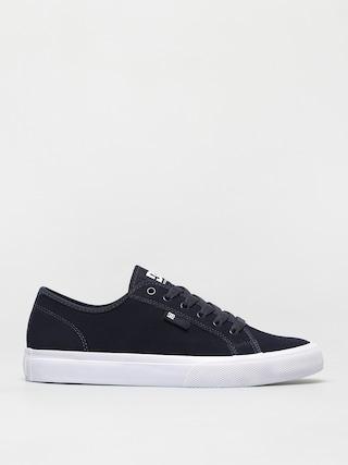 Pantofi DC Manual S (dc navy/white)