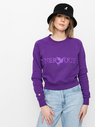 Hanorac Nervous Classic Crew Wmn (purple)
