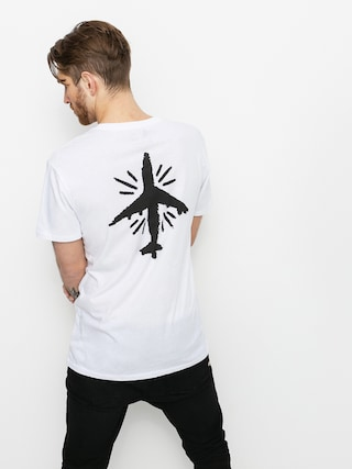 Tricou Brixton Bb Mode Tlrt (white)