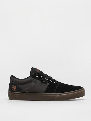 Pantofi Etnies Barge Ls (black/gum/dark grey)