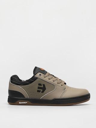 Etnies Pantofi Camber Crank (tan/black)