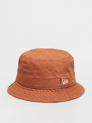 Pu0103lu0103rie New Era Essential Bucket (med brown)