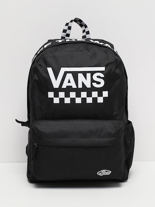 Vans Rucsac Street Sport Realm Wmn (black/white checkerboard)