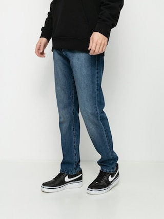 Pantaloni MassDnm Base Jeans Regular Fit (dark blue)