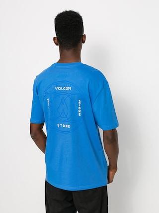 Volcom Tricou Inner Stone (ballpoint blue)