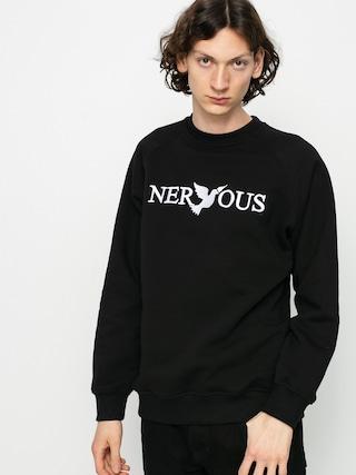 Hanorac Nervous Classic Crew (black)