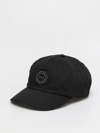 u0218apcu0103 Globe Full Circle Cap ZD (washed black)