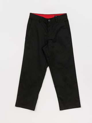 Volcom Pantaloni Loose Trucks Chino (black)